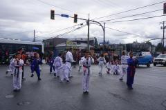 Parade-taekwondo